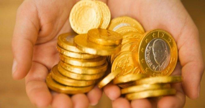 Altın üretimi 15 yılın en düşük seviyesinde