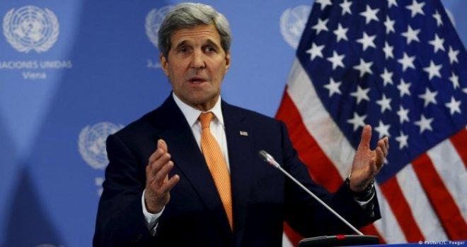 Kerry görüşmeler için umutlu