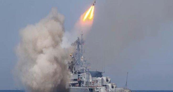 Rusya denizden vurdu: 20 ölü